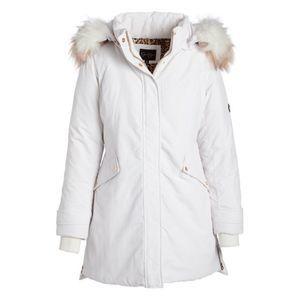 [JESSICA SIMPSON] Faux Fur Hooded Parka